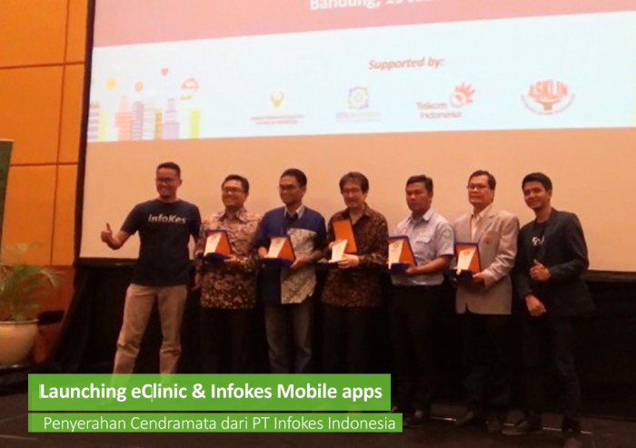 Launching new product Infokes Mobile Apps And eClinic