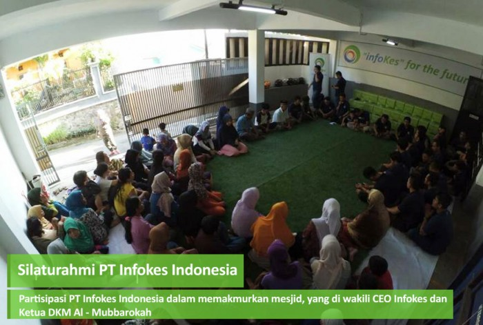 Gathering PT Infokes Indonesia